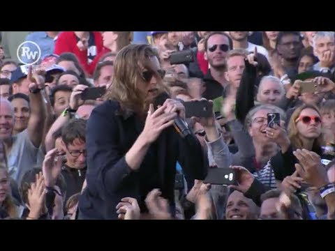 The Lumineers - Subterranean Homesick Blues(Bob Dylan) Live Rock Werchter 2017