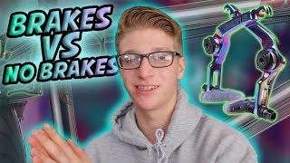 Video BMX BRAKES VS NO BRAKES! download MP3, 3GP, MP4, WEBM, AVI, FLV Juli 2018