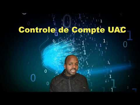 """Comment Activer L'UAC-How To Fix """"App Can't Be Activated When UAC Is Disable  2018"""