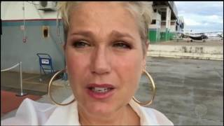 Avião com Xuxa faz pouso de emergência após pane elétrica