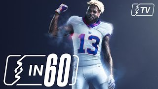 SOS IN 60 featuring Champions League, EPL & NFL Color Rush
