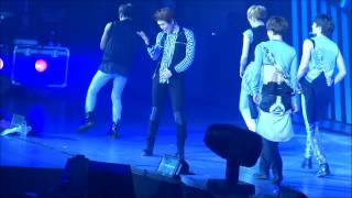 hd fancam swc ii replay 081212