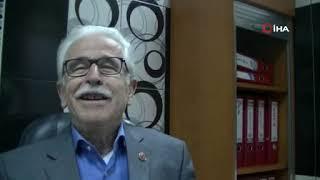 5.partisine rozet takan Halis Günday, siyaseti eroin bağımlığına benzetti