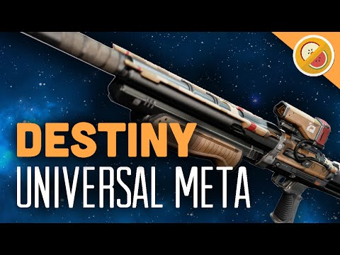 DESTINY Universal Remote Meta Exotic Shotgun Review (April Update Exotic)