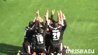 أجمل 3 أهداف للساحر عبد المومن جابو مع الوفاق موسم 2012