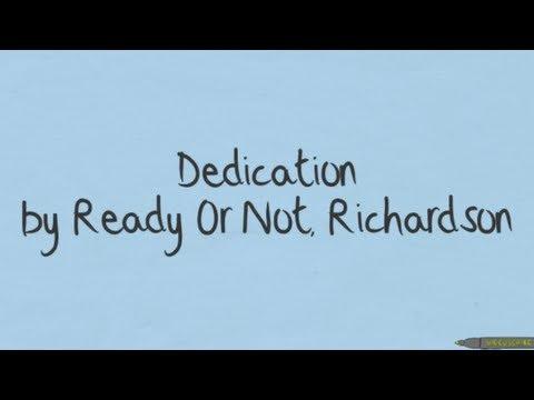 Raffles Song Video: Dedication