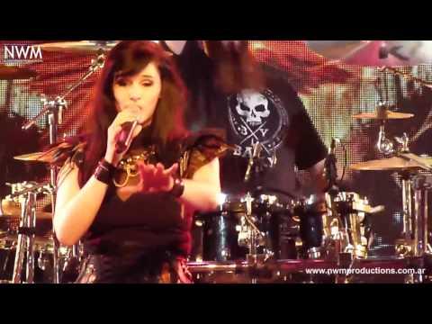 Xandria - Forevermore - Roxy Live [20/10/16] [HD]