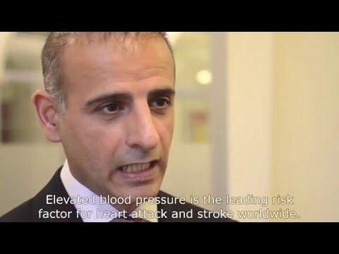 Kazem Rahimi on lowering blood pressure