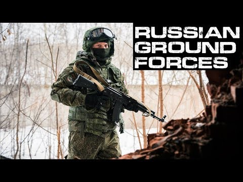 Russian Ground Forces - War