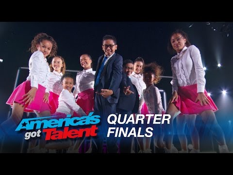 The Gentlemen: Hip-Hop Brother Dance Duo Dream Big - America's Got Talent 2015