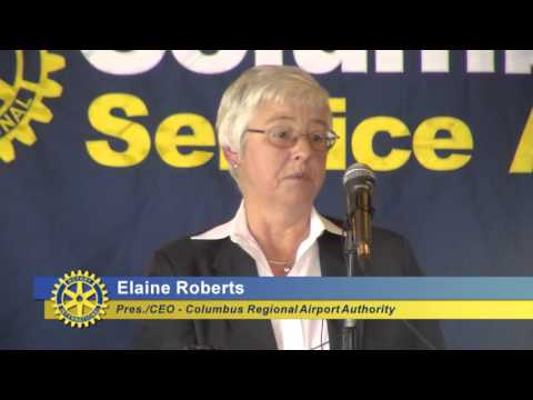 ColumbusRotary Club : Columbus Regional Airport Authority
