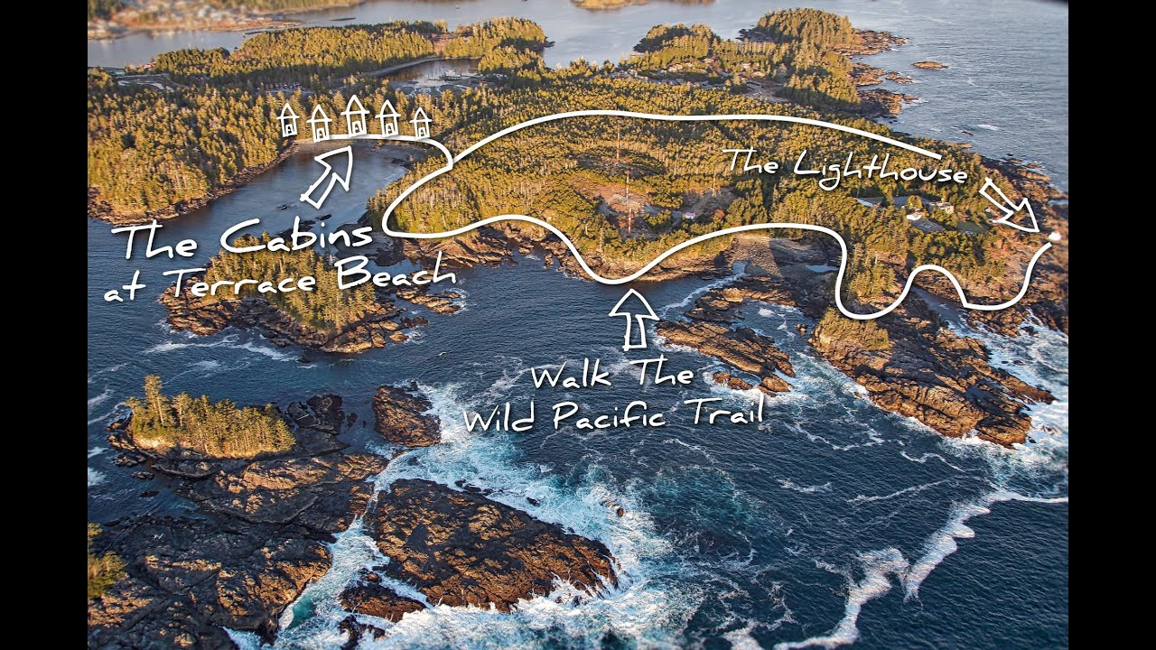 The Cabins at Terrace Beach - Ucluelet Accommodation - copy - copy