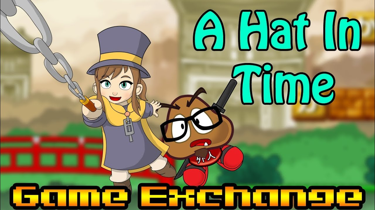 Game Exchange A Hat In Time Culture Filled Preview Youtube