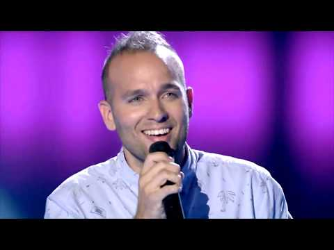"""Juan Carlos: """"Skinny Love"""" - Audiciones a Ciegas - La Voz 2017"""