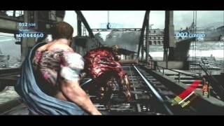 Resident Evil 6 - Counter Mechanics