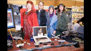 Sci Fi Expo 2012 Dallas-Serenity/Firefly, Comic Authors/Artists & Action Figures