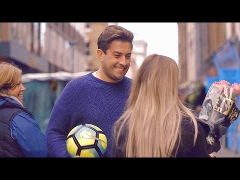 Freestyle Football Skills with James Argent!