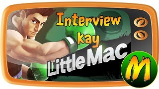 VLOG: LITTLE MAC - interview