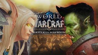 World of Warcraft (Battle for Azeroth) - isie stało :s - Na żywo