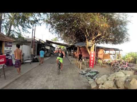 Solo mission to Bali