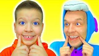 Если Весело Живется, Делай Так - Детские песни - Макс и Песни для детей