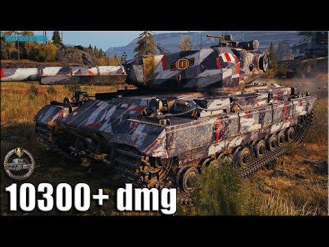 Колобанов на Супер КОНЕ ✅ 10к урона ✅  World of Tanks Super Conqueror лучший бой