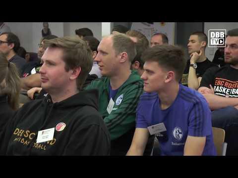 DBB-TV beim Schulsportsymposiu...