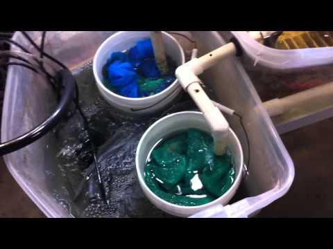 Home Aquaponics -New  bio-filter  tutorial!