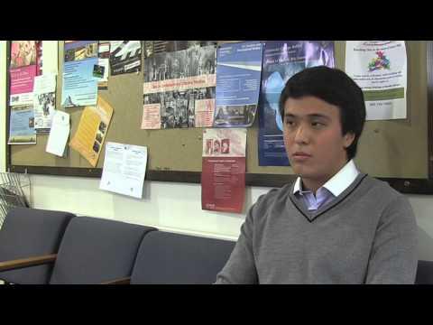 Students from Kazakhstan in Buckingham