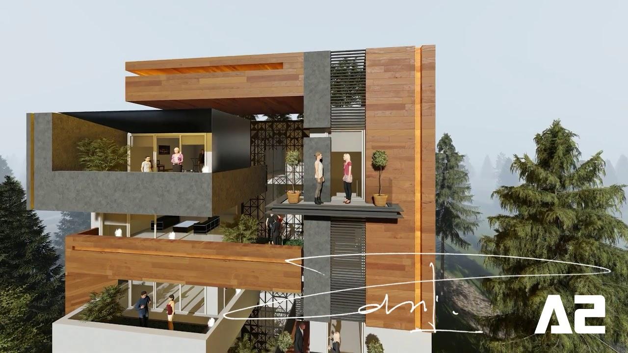 Top Luxury House Design || Architecture - Interior - Walkthrough - Lifestyle - ASRO ARCADE ||