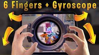 6 Fingers + Gyroscope HANDCAM