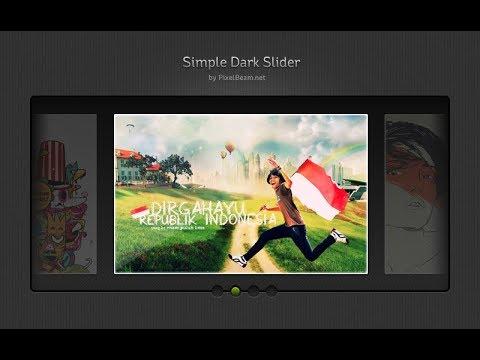 How To Make Slideshow | Website Design  | | Slideshow Using Amazing Slider