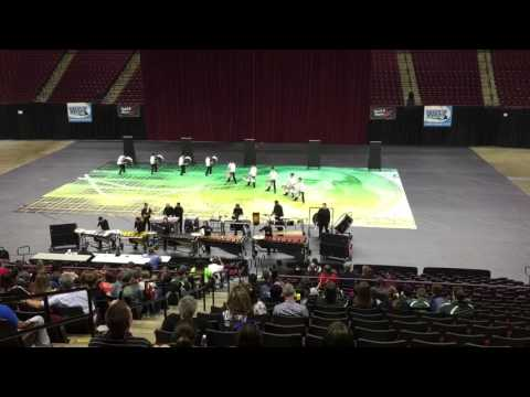 Porter Indoor Marching Percussion - Priceless (2016)