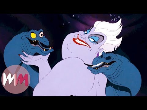 Top 10 Creepy/Dark Songs from Animated Kids' Movies
