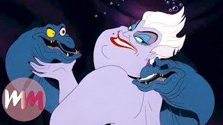 Top 10 Creepy/Dark Songs from Animated Kids' Movies