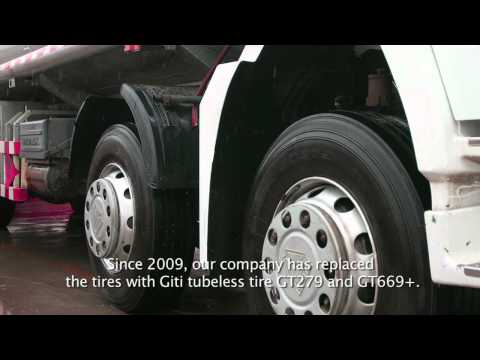 "Giti Tire - CNPC Anhui: Giti Tire, ""A Reliable Tire!"""