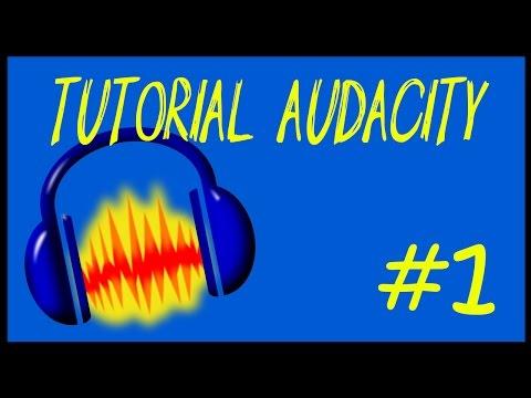 Come convertire una traccia audio in un altro formato - Tutorial Audacity  #1