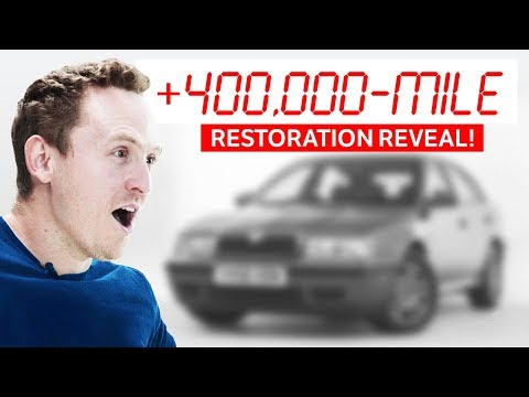 Restoring A High Mileage Car To Its Former Glory: Part 2/2
