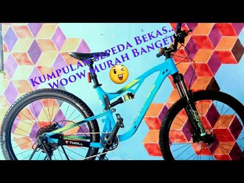 Info Harga Sepeda Bekas Thrill Ricochet Tahun 2019-2020