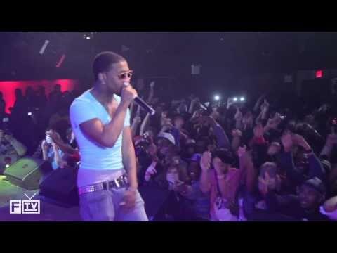 "Lil B ""Rich Bitch"" - Live"