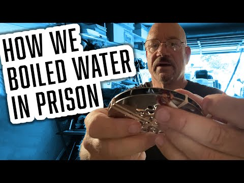 How We Boiled Water in Prison UNTOLD STORIES | Larry Lawton: Jewel Thief