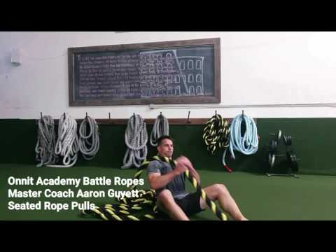 Battle Ropes Workout to Build Massive Arms