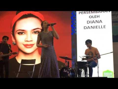 Diana Danielle - Ku Katakan Dengan Indah (Cover)