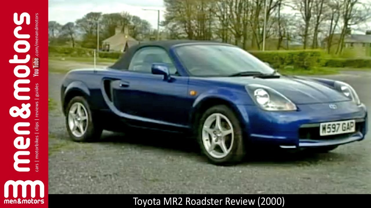 Toyota Mr2 Roadster Review 2000