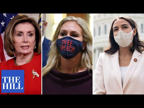 Pelosi: Greene's 'verbal assault' of Ocasio-Cortez could be a matter for Ethics Commi