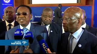 SADC closed Sunday and bids farewell to Dos Santos, Ian Khama