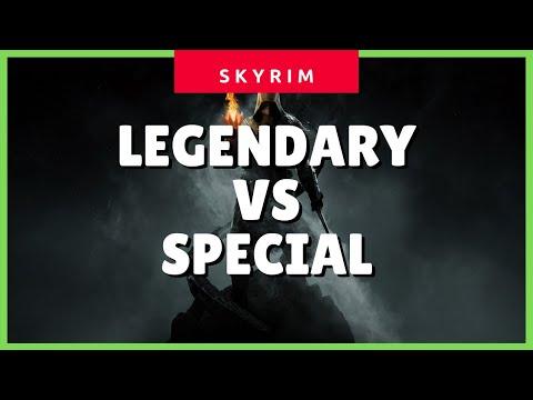 skyrim legendary edition or special edition reddit
