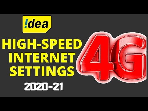 Idea New APN Settings For Fast Net 2020. How To Increase Idea 4g Internet Speed.