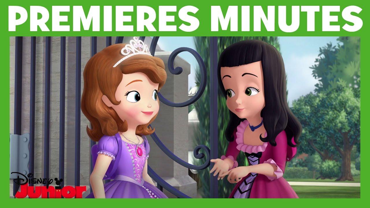 Princesse Sofia Le Mystere Des Plantes Youtube