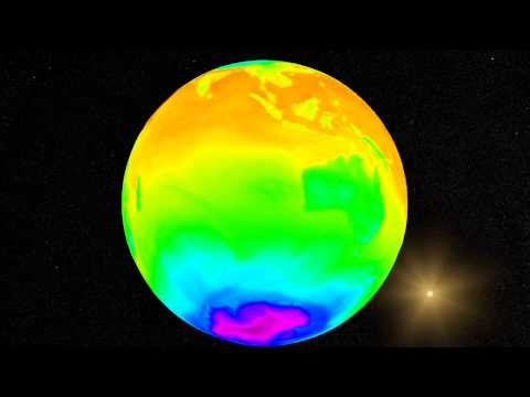 Earth Science Week 2010 - Infrared Energy